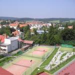 Sportovní areál Sokolovna