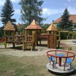 Dětské hřiště Vlára
