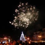 Rozsvicování vánočního stromu 2014