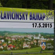 Slavičínský bajkap 2015