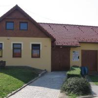 Městské muzeum, budova zblízka