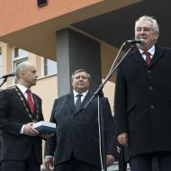 Návštěva prezidenta ČR Miloše Zemana
