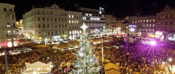 Adventní Brno - zájezd