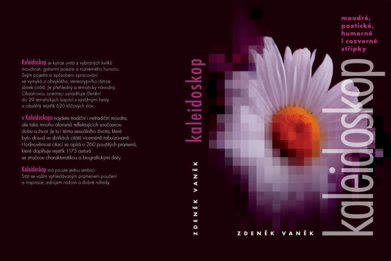 Kaleidoskop - obálka, obrázek se otevře v novém okně