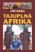 Tajuplná Afrika - obálka knihy, obrázek se otevře v novém okně