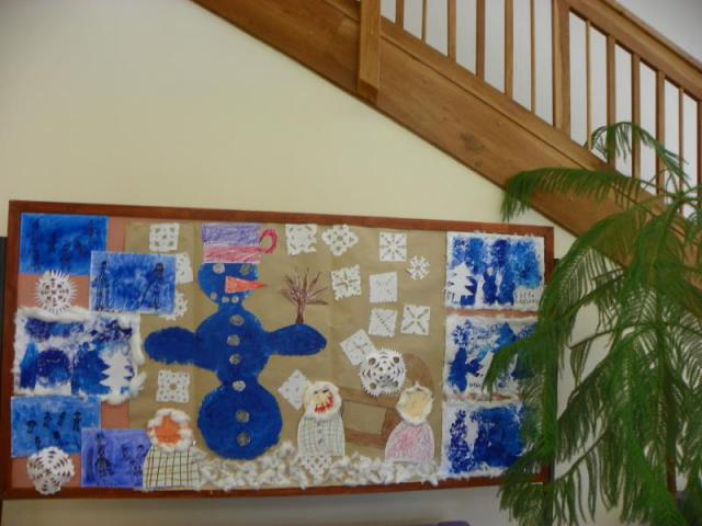 Vánoce 2012 v knihovně 004, obrázek se otevře v novém okně