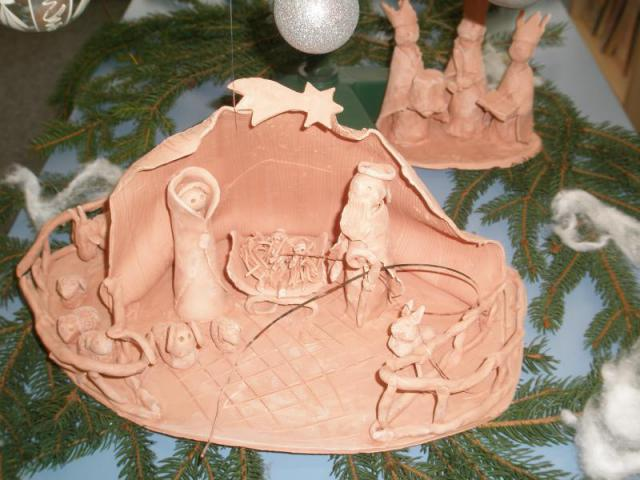Vánoce 2012 v knihovně 021, obrázek se otevře v novém okně