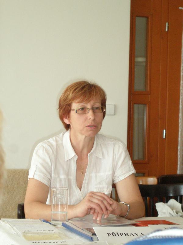 Lilka Prossová spisovatelka, obrázek se otevře v novém okně