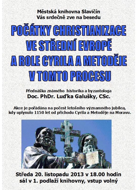 Plakát- L. Galuška 2013, obrázek se otevře v novém okně
