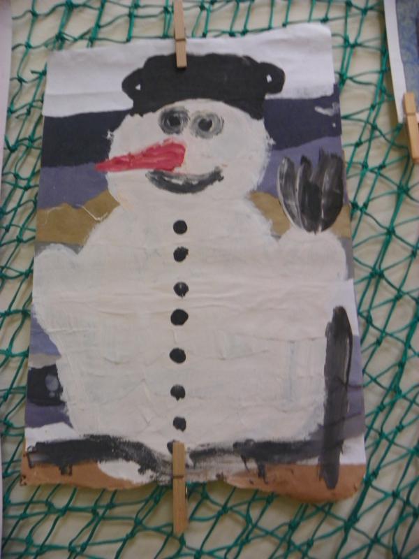 Výstava   Zima   děti MŠ MP 2013 002, obrázek se otevře v novém okně
