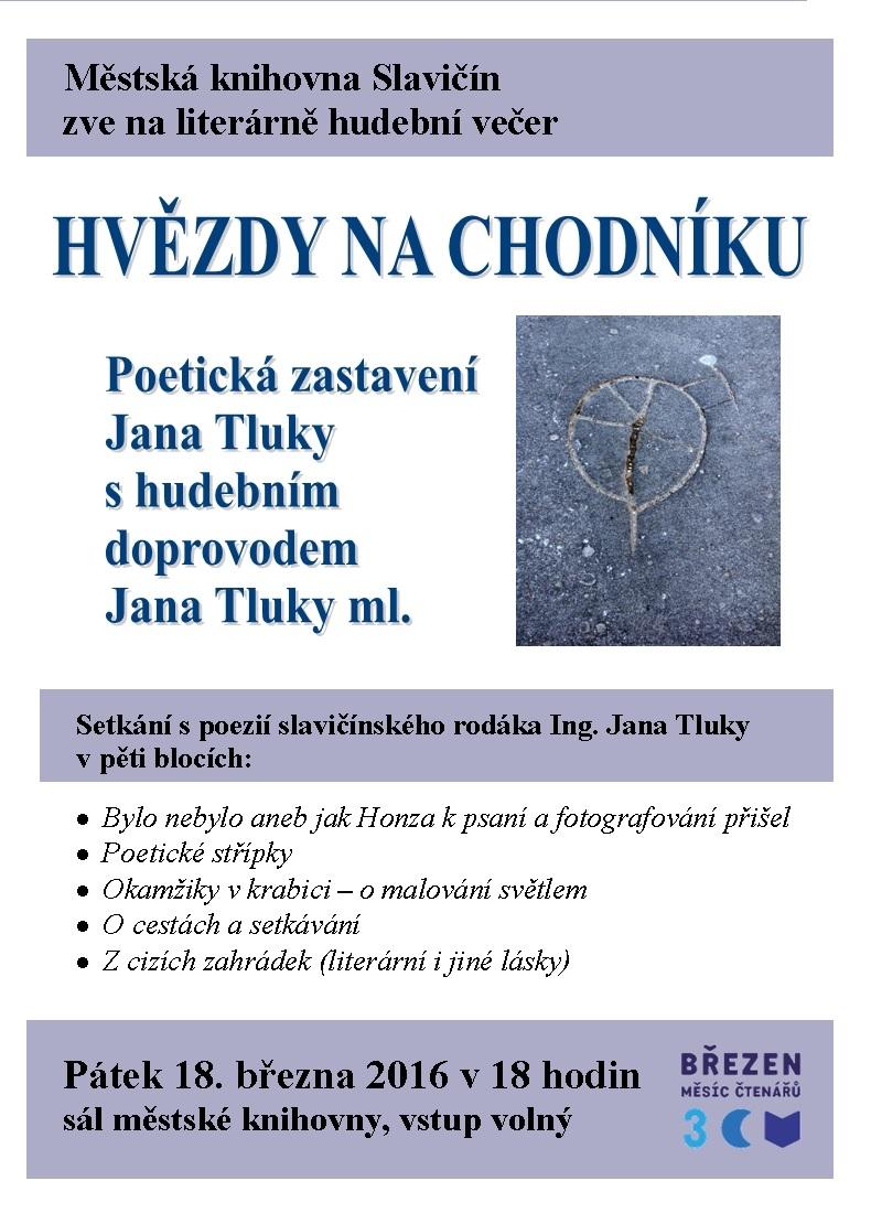 Hvězdy na chodníku  jan Tluka   BMČ, obrázek se otevře v novém okně