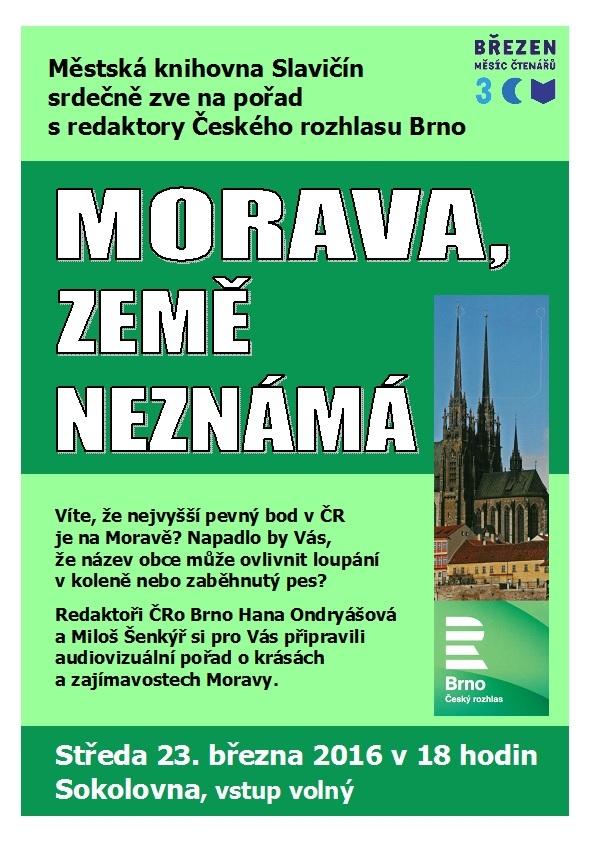 Morava, země neznámá, obrázek se otevře v novém okně