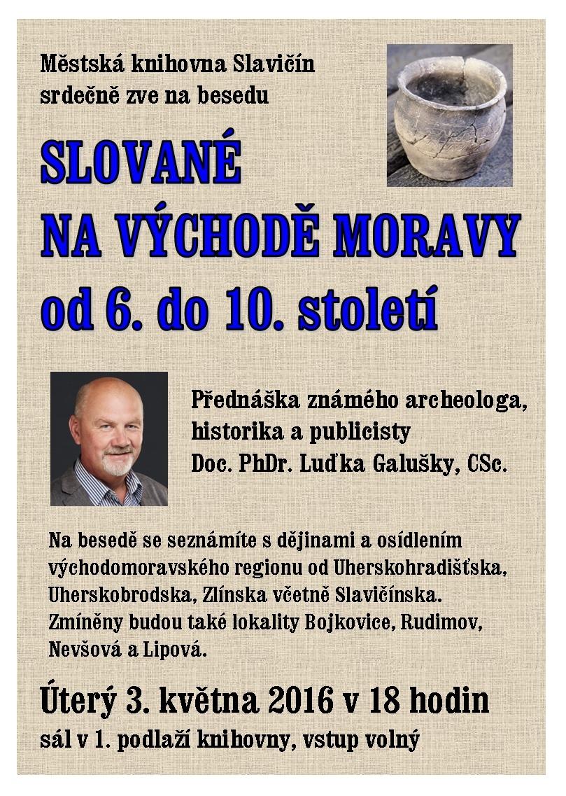 Slované na východě Moravě L  Galuška, obrázek se otevře v novém okně