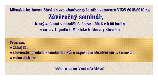 Závěrečný seminář VU3V  LS 2015 16, obrázek se otevře v novém okně